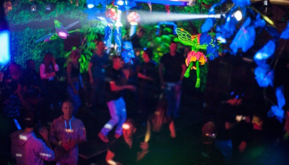 Party Flyer KlangGut Beats ●● Juice Processing 20 Apr '18, 23:00