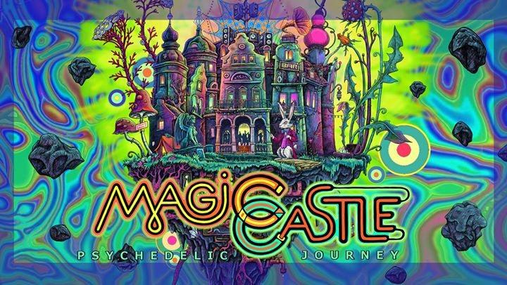 Party Flyer Magic Castle Festival 2018 20 Apr '18, 15:00