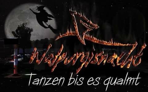 Party Flyer Walpurgisnacht Hexenbeatz 30 Apr '18, 18:00