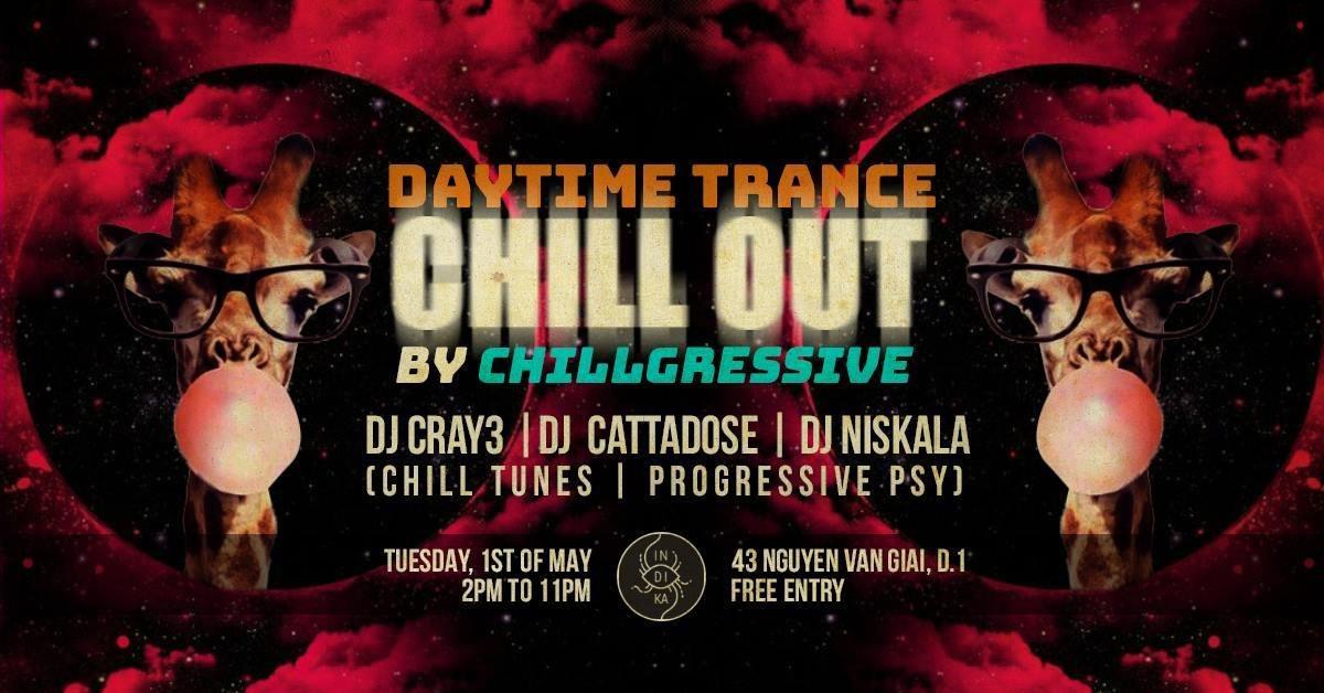 Party Flyer Indika Chillgressive Daydance 1 May '18, 14:00