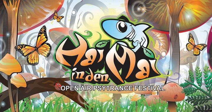 Party Flyer Hai in den Mai Festival 2018 3 May '18, 14:00