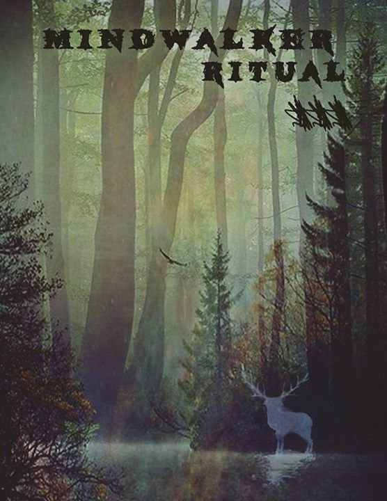 Party Flyer Mindwalker Ritual III 4 May '18, 20:00