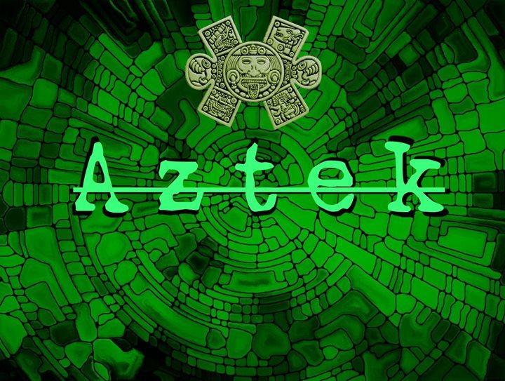 Party Flyer Aztek // Void Soundsystem 5 May '18, 23:30