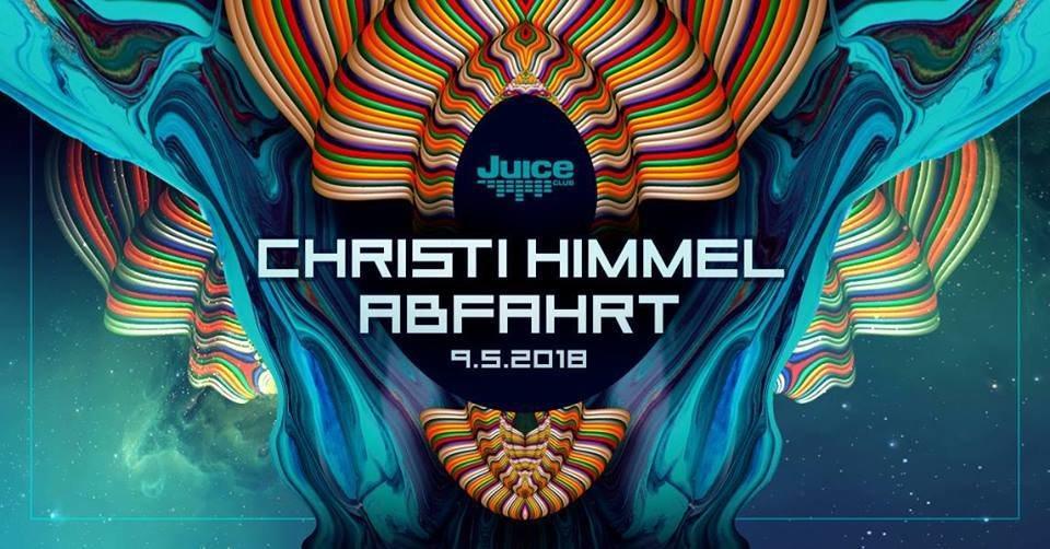 Party Flyer Christi HimmelABfahrt • Basstards & Radical 1st Time Live In EU 9 May '18, 23:00
