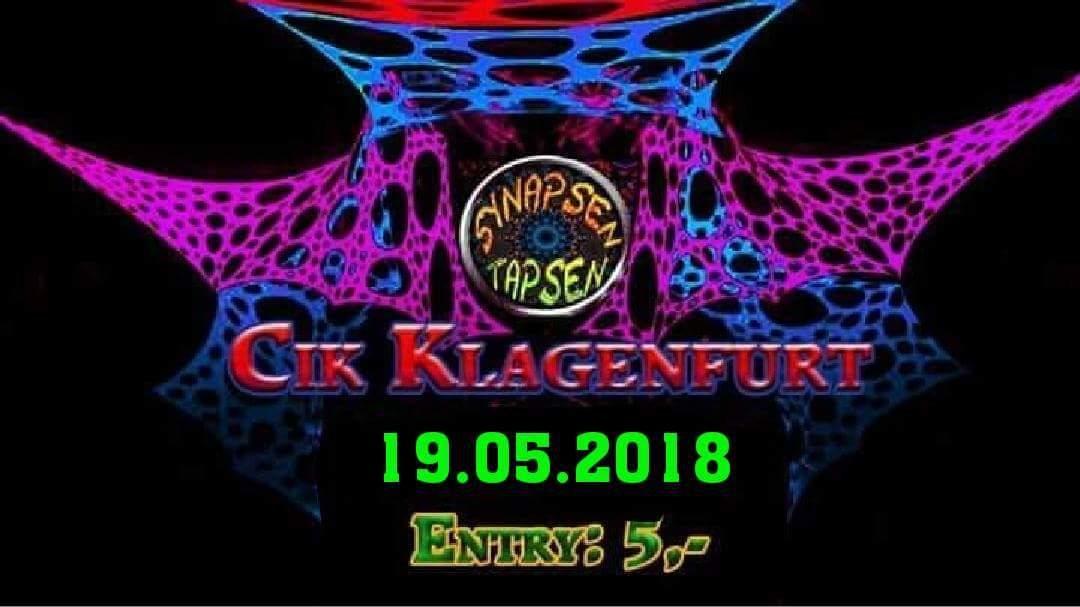 Party Flyer Synapsen Tapsen 19 May '18, 22:00