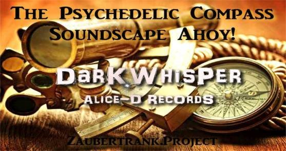 Party Flyer THE PSYCHEDELIC COMPASS - Soundscape Ahoy! 25 May '18, 23:00