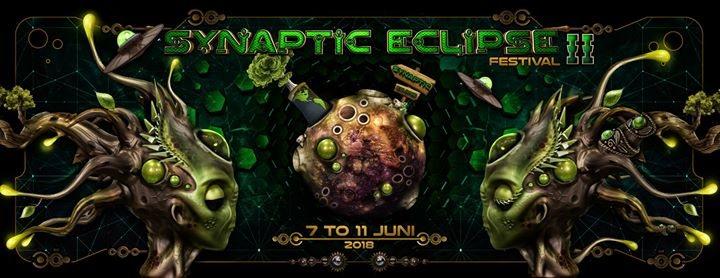 Synaptic Eclipse Festival 2018 7 Jun '18, 16:00