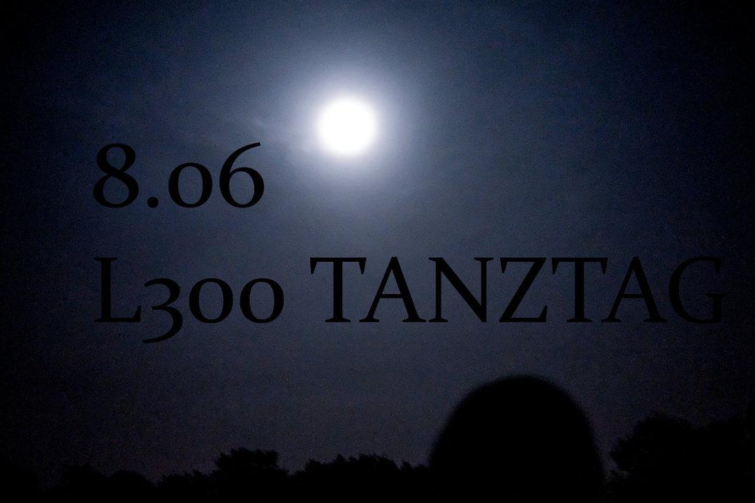 Party Flyer L300 Tanztag 8 Jun '18, 18:00
