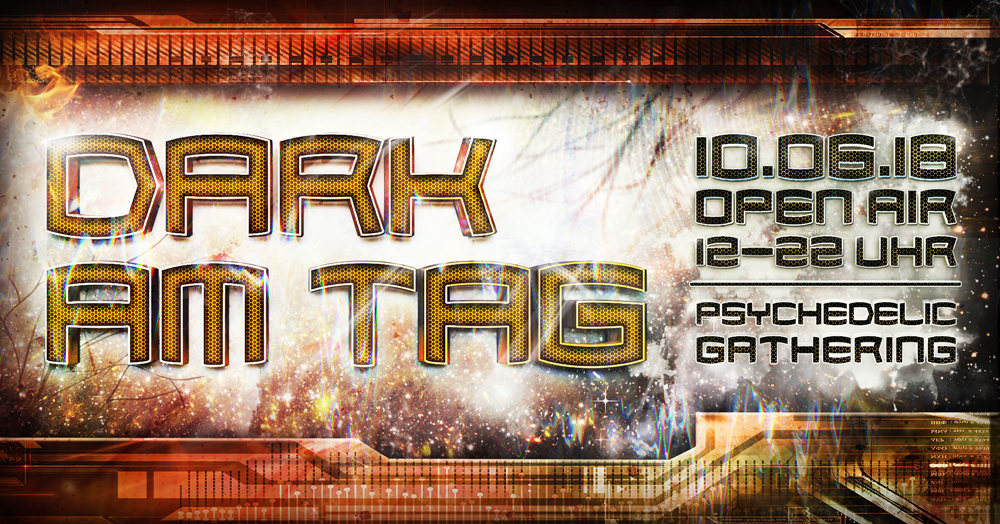 Party Flyer DarkAmTag OA ☼ WikiLeadZ ☼ Bombax ☼ Slackjoint ☼ Dsompa 10 Jun '18, 12:00
