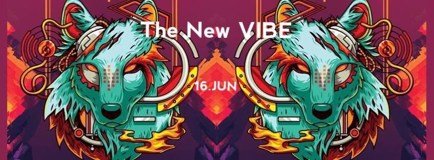Party Flyer The New VIBE 25 |5€Eintritt bis 0 Uhr 16 Jun '18, 23:00