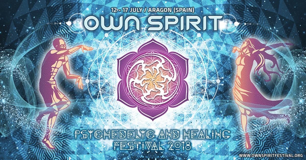 Own Spirit Festival 2018 12 Jul '18, 12:00