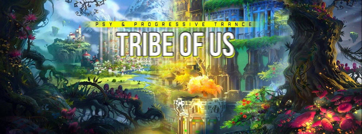 Party Flyer Tribe Of Us - Summer Edition 23 Jun '18, 23:00
