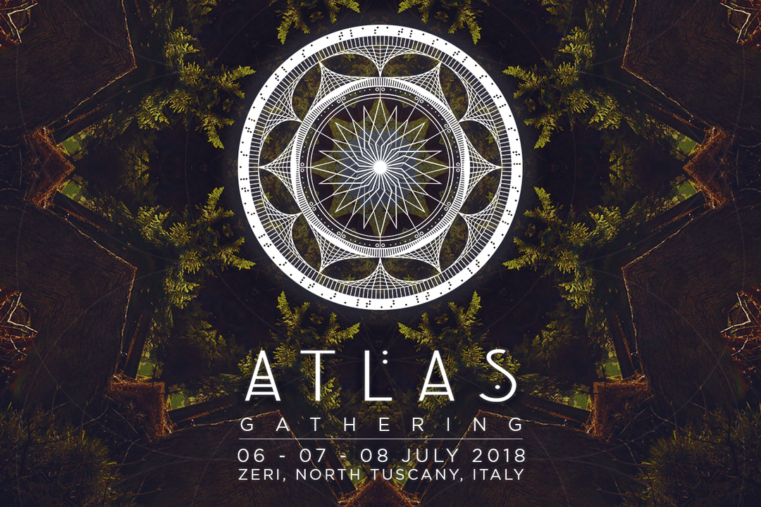 Party Flyer ATLAS GATHERING 2018 6 Jul '18, 20:00