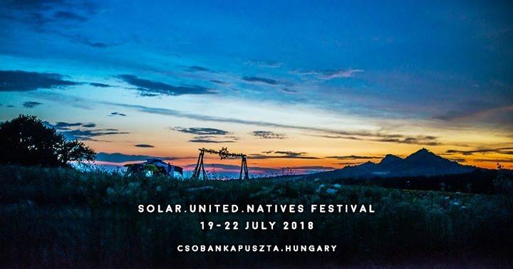 Party Flyer SUN Festival 2018 19 Jul '18, 12:00