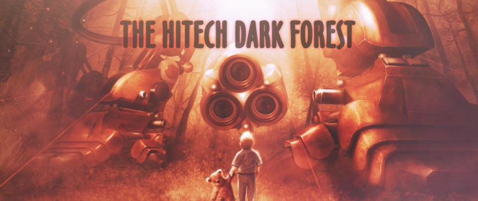 Party Flyer The Hitech Dark Forest 20 Jul '18, 23:00