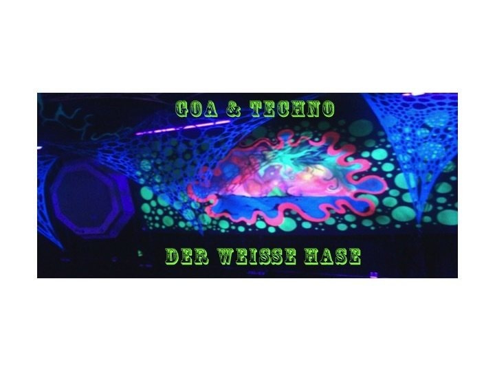 Party Flyer Goa Techno Nacht 25 Jul '18, 23:00