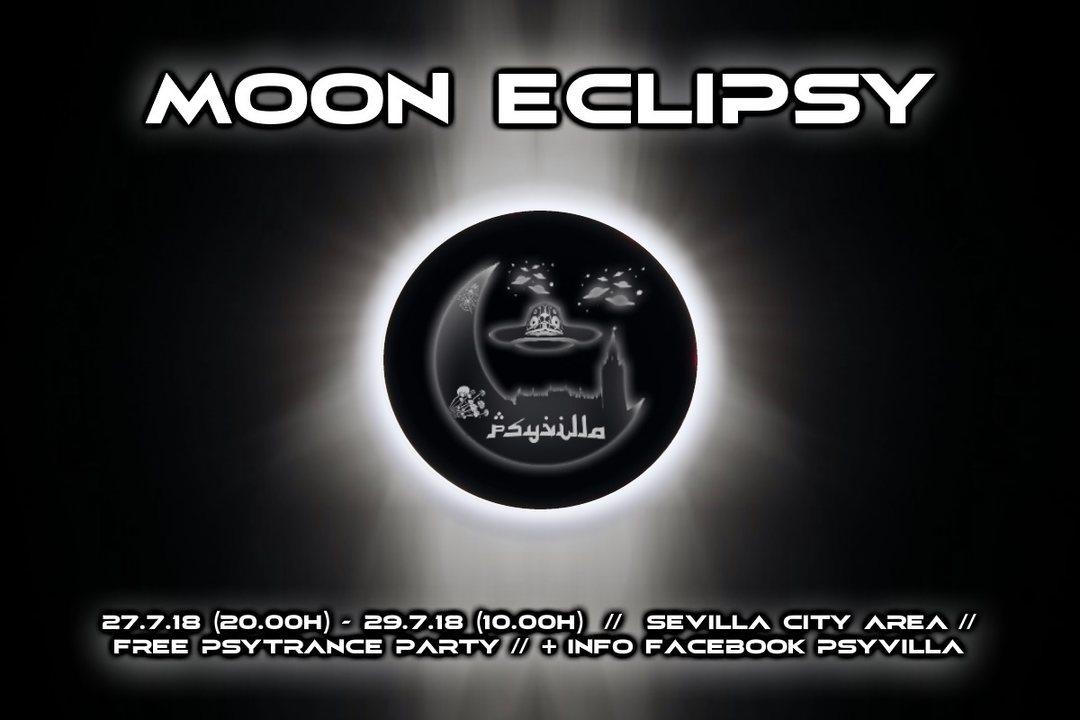 Party Flyer MOON ECLIPSY 27 Jul '18, 20:00