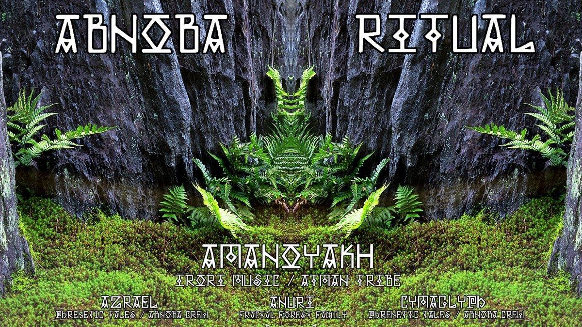 Abnoba Ritual 28 Jul '18, 20:00