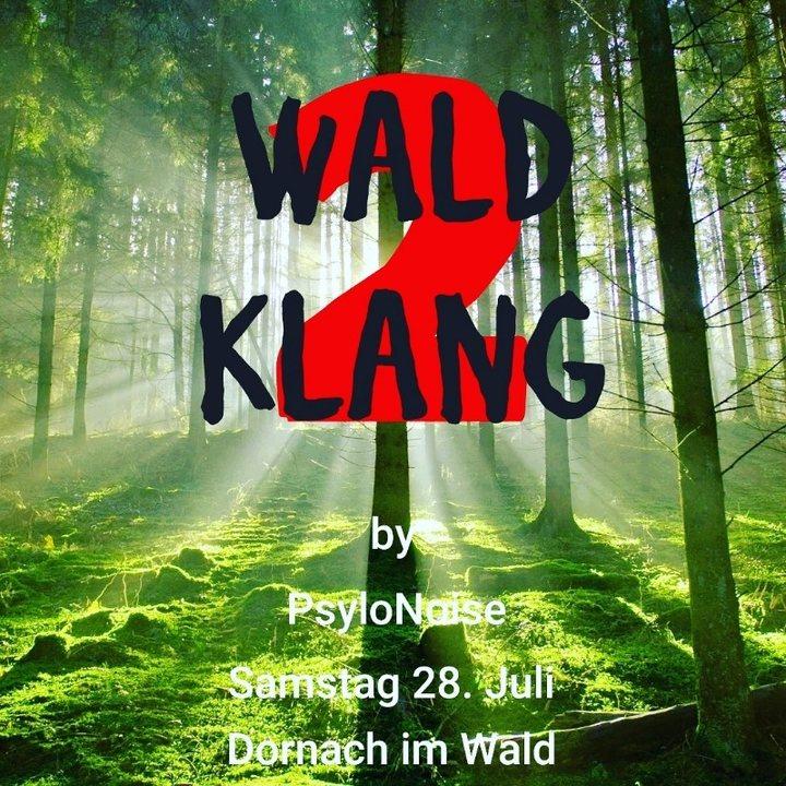 Party Flyer Wald Klang 2 28 Jul '18, 22:00