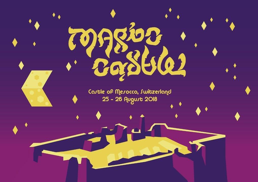 Party Flyer Magic Castle IV / Zero1 Music Label Night 25 Aug '18, 12:00