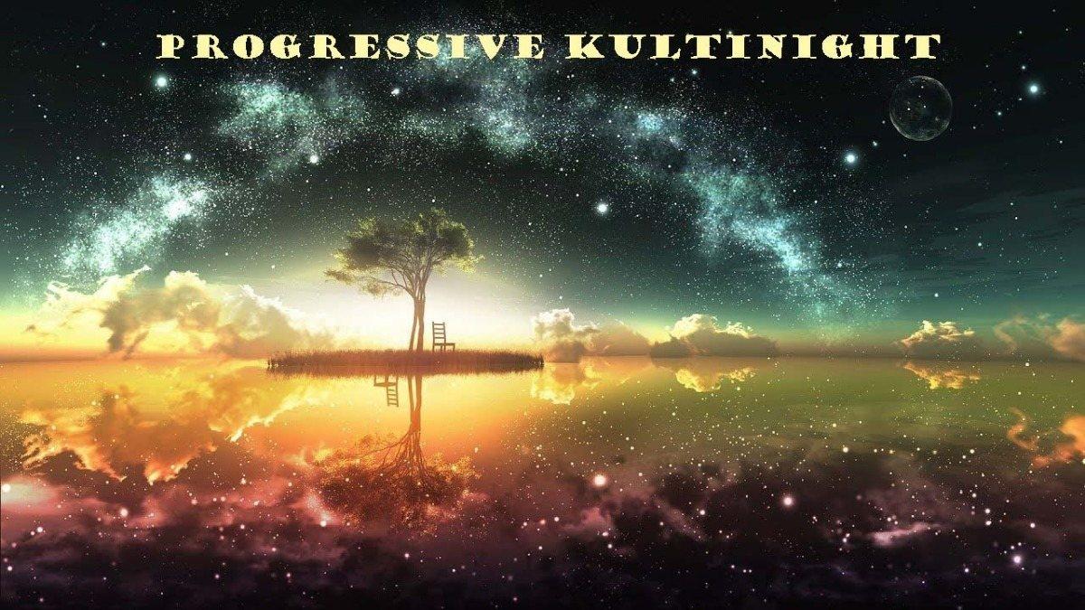 Party Flyer Progressive KultiNight (freier Eintritt) 25 Aug '18, 21:00