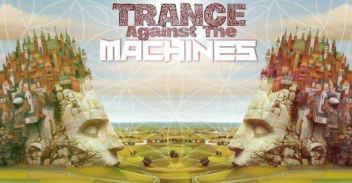 Party Flyer Trance Against The Machines (Open Air) 1 Sep '18, 22:00