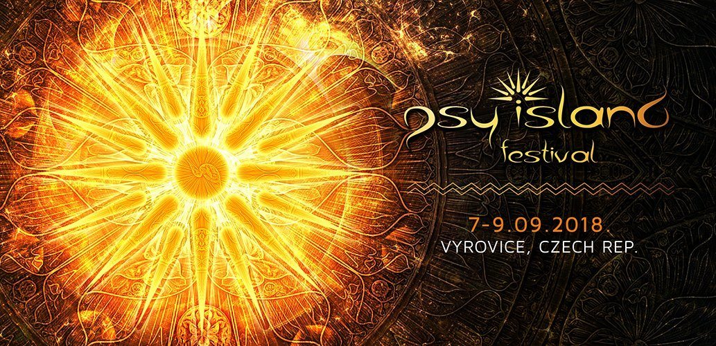 Party Flyer PSY ISLAND FESTIVAL 2018 7 Sep '18, 16:00