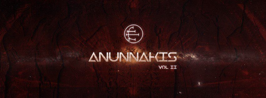 Party Flyer Anunnakis vol II 8 Sep '18, 22:00
