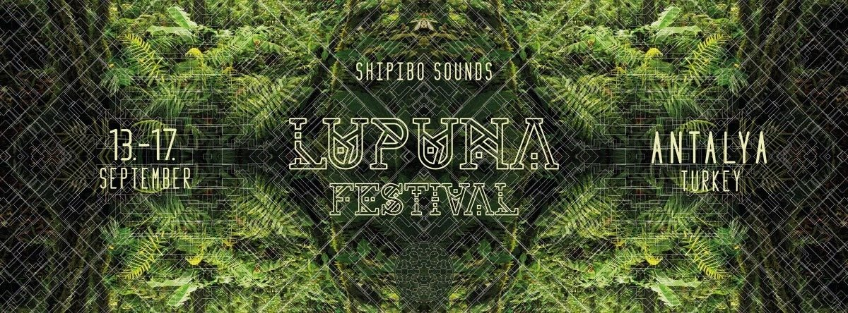 Party Flyer Lupuna Festival 13 Sep '18, 17:00