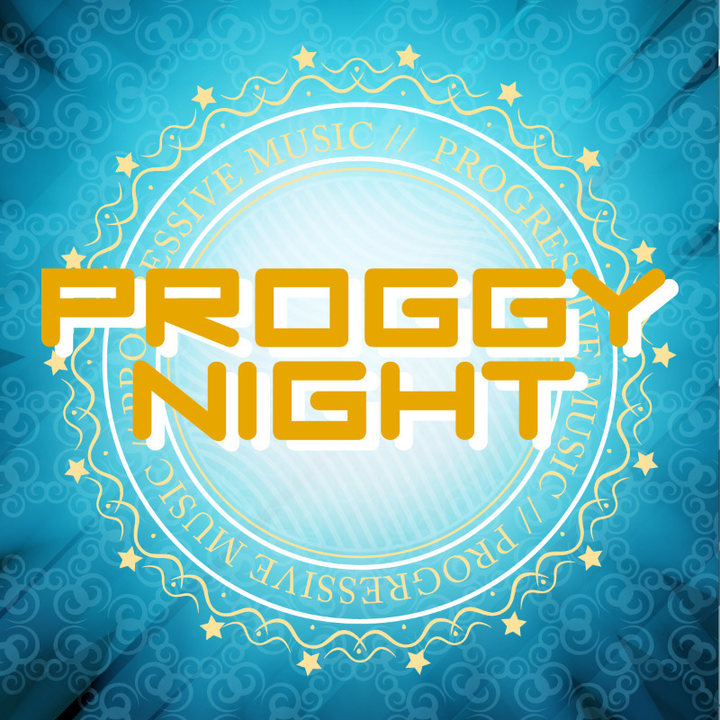 Party Flyer Proggy Night 15 Sep '18, 22:00