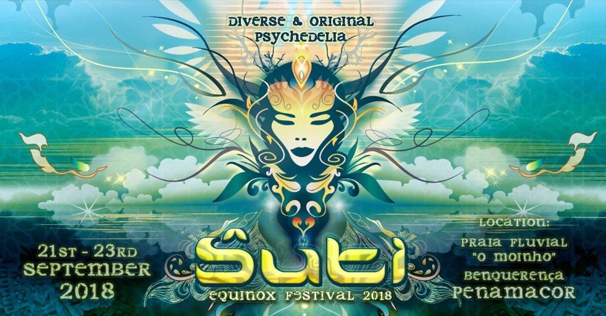 Party Flyer SUTI Festival 2018 21 Sep '18, 17:00