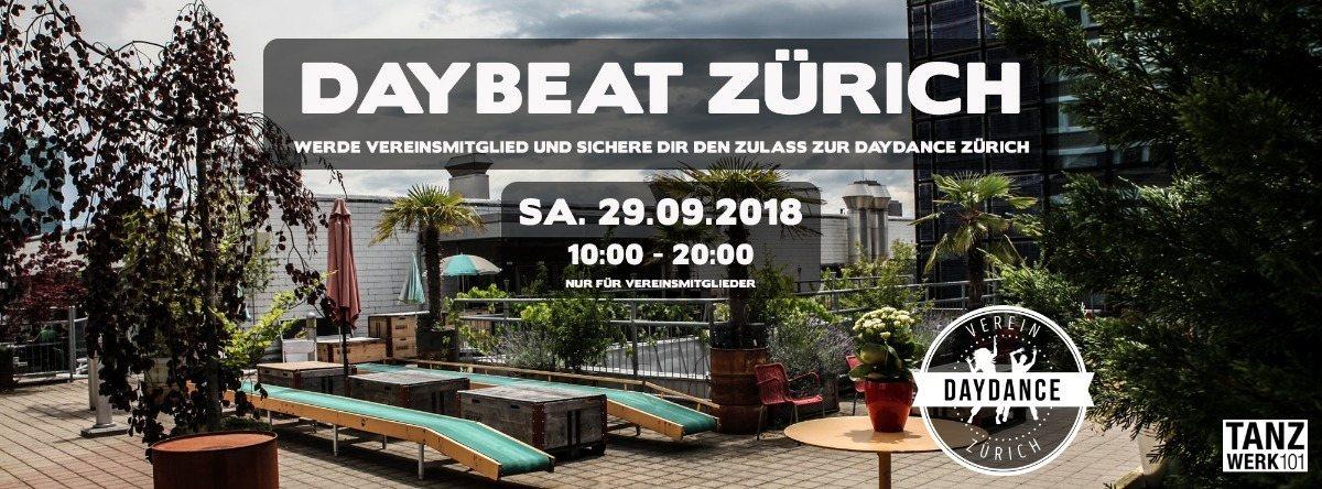 DayBeat Zürich 29 Sep '18, 10:00