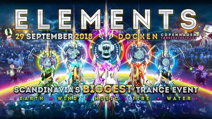 Party Flyer Elements 2018 29 Sep '18, 20:00