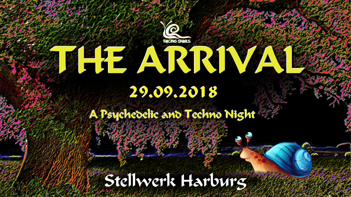 THE ARRIVAL 29 Sep '18, 23:00