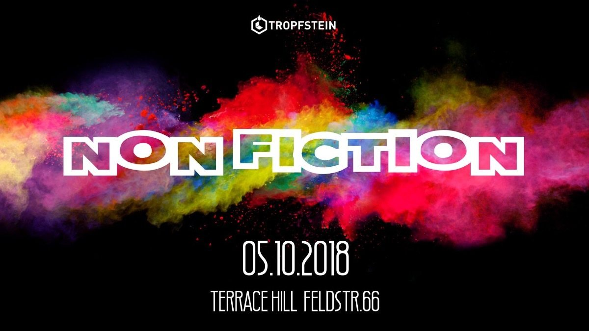 Party Flyer Non Fiction 5 Oct '18, 22:00
