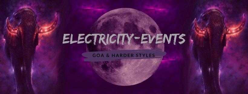 Party Flyer PHANTASIA Goa + Hardstyle 6 Oct '18, 23:00