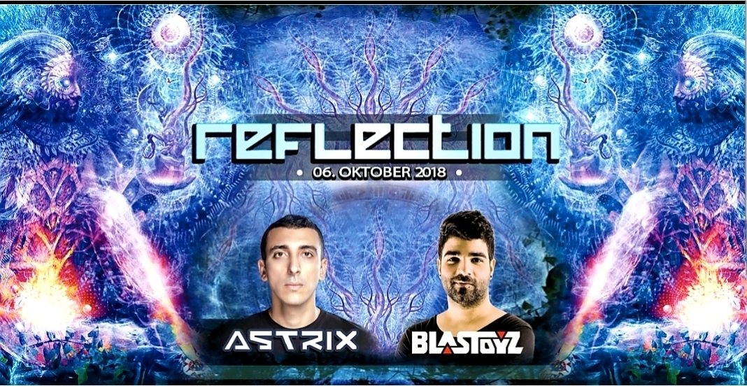 Party Flyer reflection 6 Oct '18, 22:00
