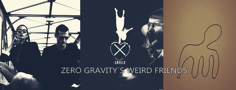 zero gravity´s weird friends (free party) 6 Oct '18, 22:30