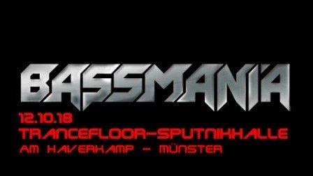 Party Flyer Bassmania - Trancefloor 12 Oct '18, 23:00