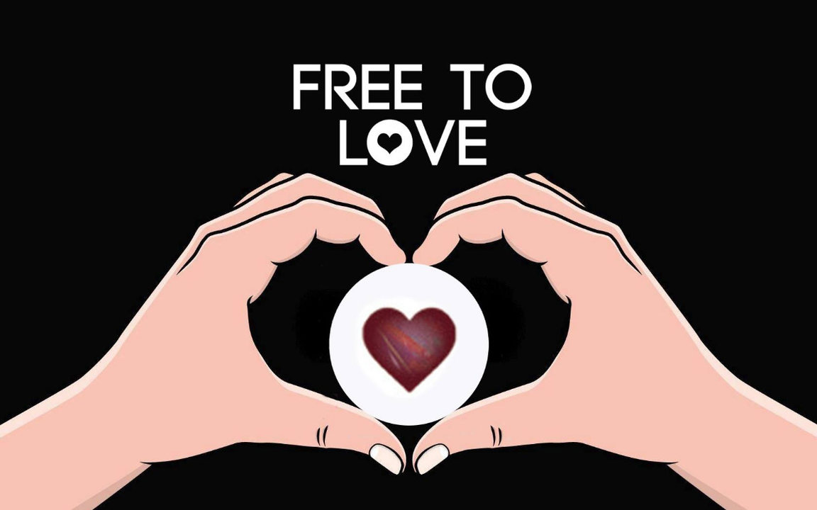 Party Flyer Free To Love *** Alte Kaserne Zürich 20 Oct '18, 23:00