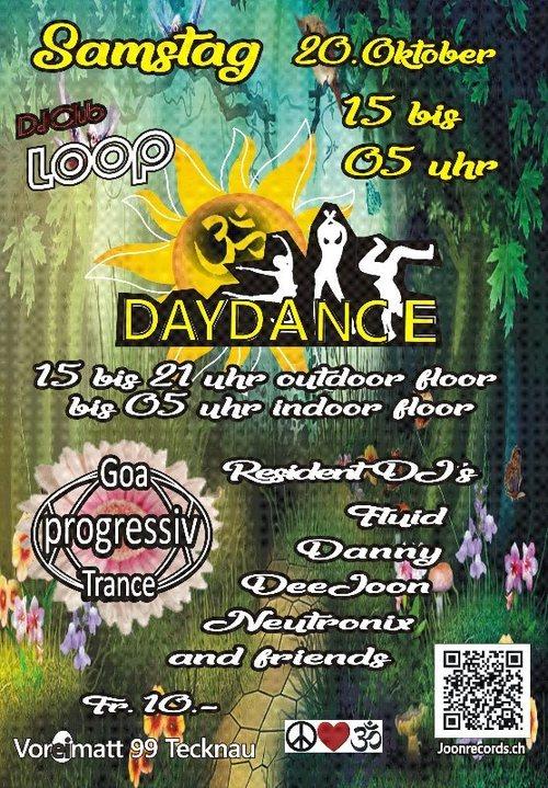 Party Flyer ProgiGoaDayDance 20 Oct '18, 15:00
