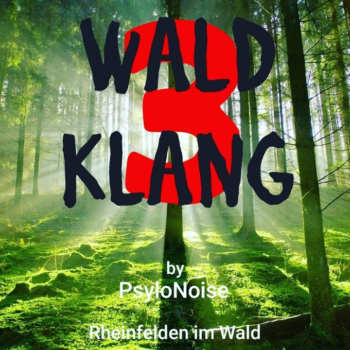 Party Flyer WaldKlang 3 20 Oct '18, 22:00