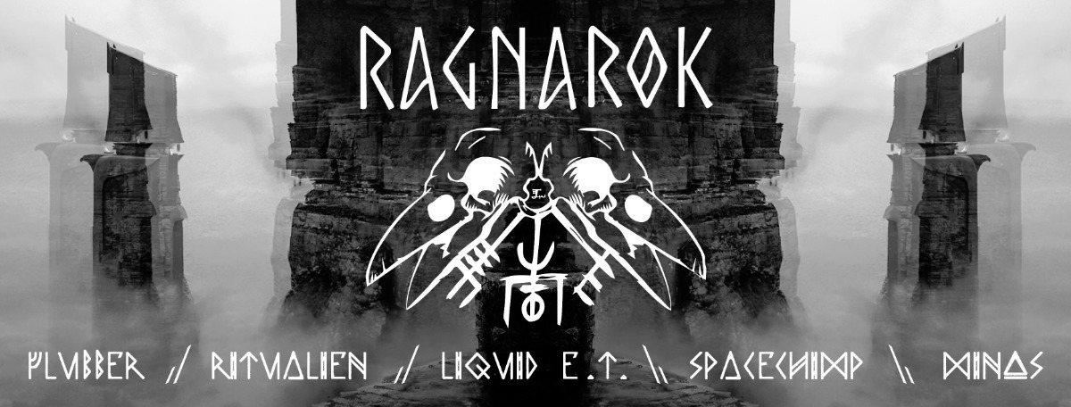 Party Flyer Ragnarok 27 Oct '18, 22:00