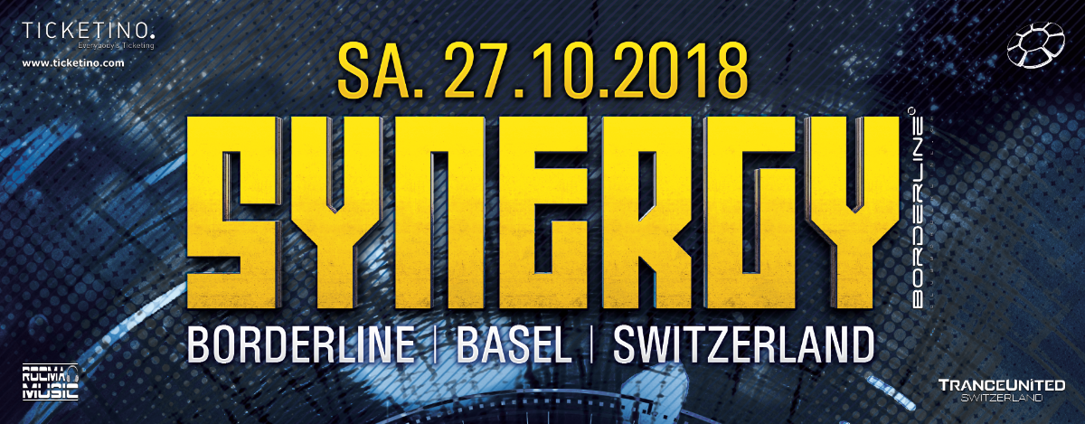 Party Flyer SYNERGY 27 Oct '18, 21:00