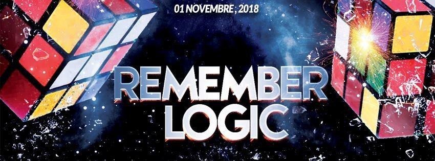 Party Flyer After Hypnotic Halloween (Logic Club) 1 Nov '18, 07:00