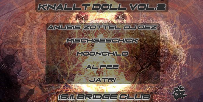 [8Zoll]Knallt Doll Vol.2 16 Nov '18, 22:00