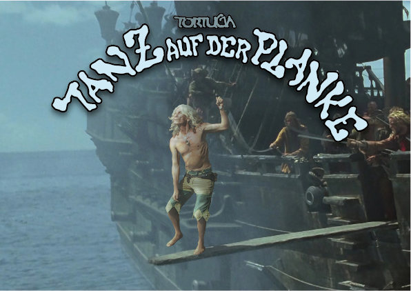 Party Flyer TORTUGA: Tanz auf der Planke 17 Nov '18, 22:00
