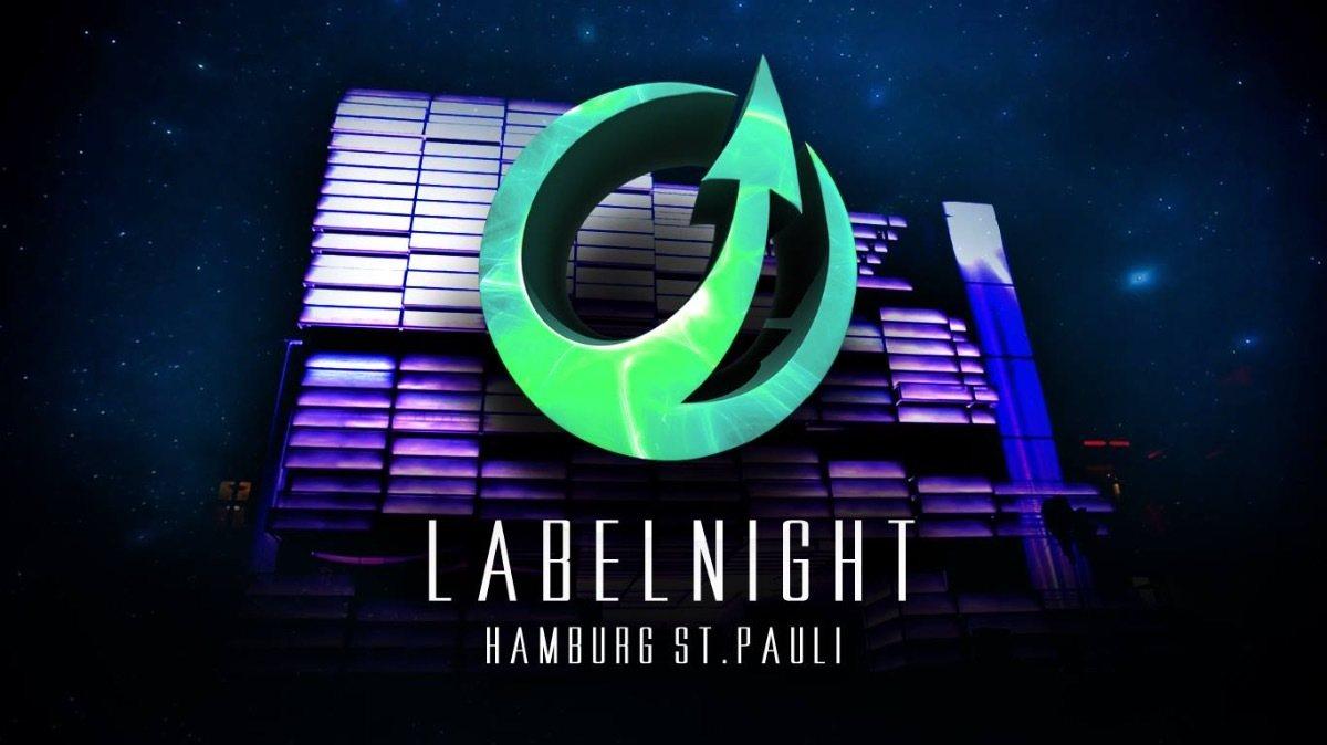 Party Flyer Upward Labelnight Hamburg 7 Dec '18, 22:00