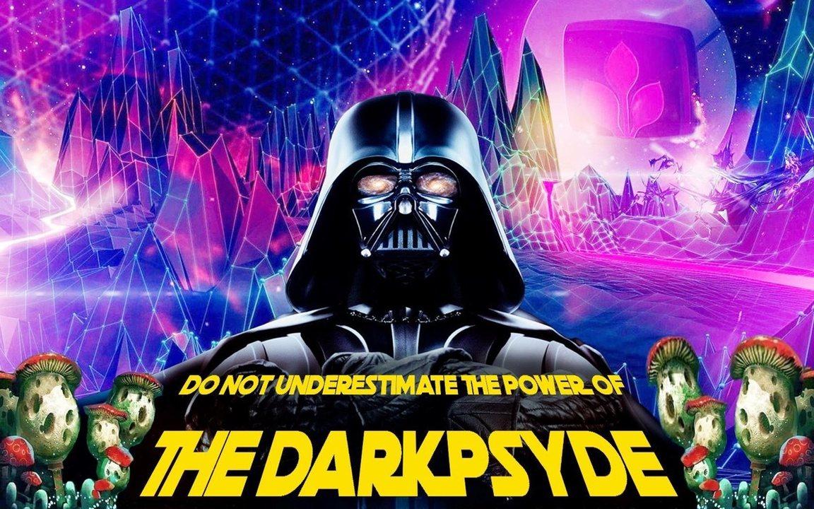 Party Flyer THE DARKPSYDE 8 Dec '18, 22:00