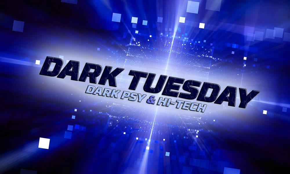 Party Flyer Dark Tuesday 18 Dec '18, 23:00